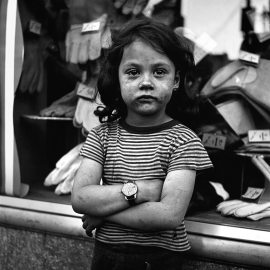Vivian Maier's photo of a child