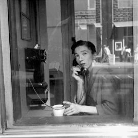 Vivian Maier reflection